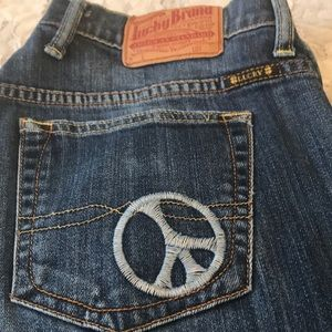 Lucky Brand Easy Rider 7wp1016 Size 8/29